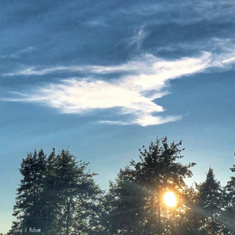 cloud-shapes-eagle-fairy-angels-setting-sun