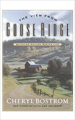View from Goose Ridge
